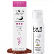 Hair Doctor Set Invisible Care Styler 150 ml + Magic Moussee Shampoo 50 ml