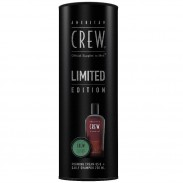 American Crew Get The Look Pack Daily Shampoo & Forming Cream