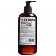 L:A BRUKET No. 73 Liquid Soap Dark Vanilla 450 ml