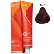 Londa Demi-Permanent Color Creme 4/77 Mittelbraun Braun intensiv 60 ml