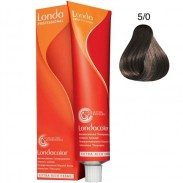 Londa Demi-Permanent Color Creme 5/0 Hellbraun 60 ml
