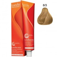 Londa Demi-Permanent Color Creme 8/3 Hellblond Gold 60 ml