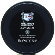 Great British Grooming Clay Styler 75 ml