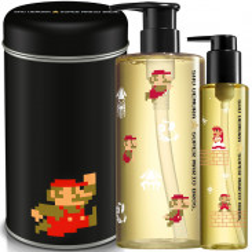 shu uemura Super Mario Set Shampoo & Oil
