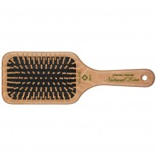 Fripac Medis Ahorn Paddle Brush 9-reihig