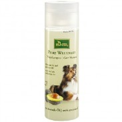 HUNTER Pure Wellness Pflegeshampoo mit Avocadoöl 200 ml