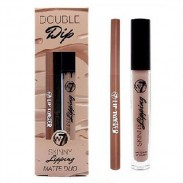 W7 Cosmetics Double Dip Box-Skinny Lipping Off the Wall