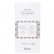Biacre Argan & Macadamia Travel Kit Set