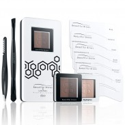 Beautiful Brows Brow Kit DUO - Light / Medium Brown