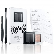Beautiful Brows Brow Kit DUO - Slate / Black