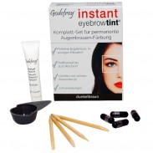 GODEFROY Instant Eyebrow Tint Dunkelbraun