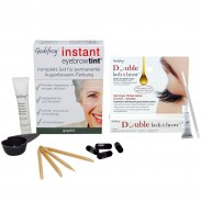 GODEFROY Instant Eyebrow Tint Graphite + Double Lash & Brow