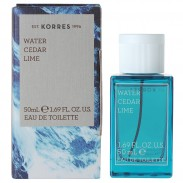 Korres Water/Cedar/Lime EdT 50 ml