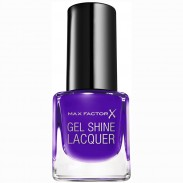 Max Factor Gel Shine Lacquer Lacquered Violet 4,5 ml