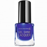Max Factor Gel Shine Lacquer Glazed Cobalt 4,5 ml