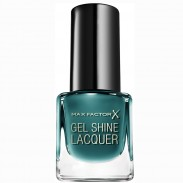 Max Factor Gel Shine Lacquer Gleaming Teal 4,5 ml