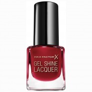 Max Factor Gel Shine Lacquer Radiant Ruby 4,5 ml