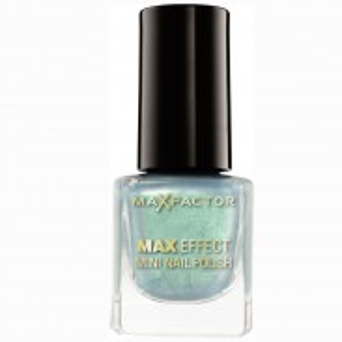 Max Factor Max Effect Mini Nail Polish Dazzling Blue 4,5 ml