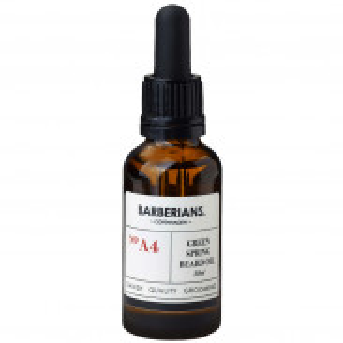 Barberians Beard oil Green Spring 30 ml
