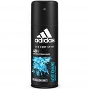 adidas Ice Dive Deo Body Spray for Men 150 ml