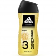 adidas Victory League 3in1 Shower Gel for Men 250 ml