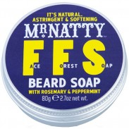 Mr. Natty Face Forest Soap 80 g