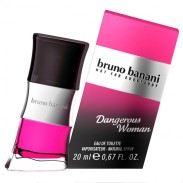 bruno banani Dangerous Woman EdT Natural Spray 20 ml