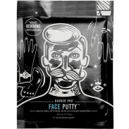 Barber Pro Face Putty Peel Off Maske 3x7 g Masken