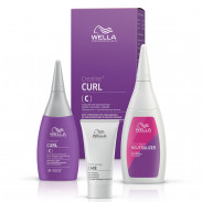 Wella Creatine Curl C/S Hair Kit