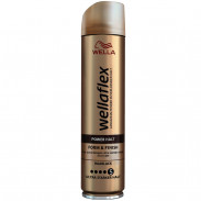 Wella Wellaflex Power Halt Form & Finish Haarlack 250 ml