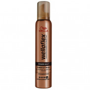 Wella Wellaflex Power Halt Form & Finish Schaumfestiger 200 ml
