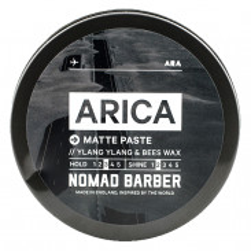 Nomad Barber Arica Matte Paste 85 g