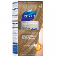 Phyto Phytocolor 8 Helles Blond Kit