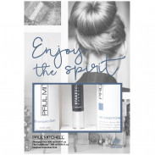 Paul Mitchell Shampoo One - Enjoy The Spirit Geschenkset