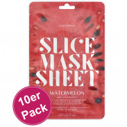 Kocostar Slice Mask Sheet Watermelon 10er Pack