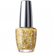 OPI Nussknacker Collection Infinite Shine Gold Key to the Kingdom 15 ml