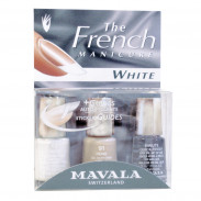 Mavala French Maniküre Set Weiß