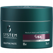 System Professional EnergyCode Man M64 Sculpting Paste 80ml