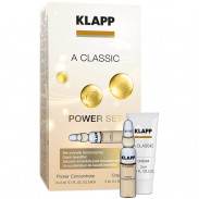 Klapp Cosmetics A Classic Power Set