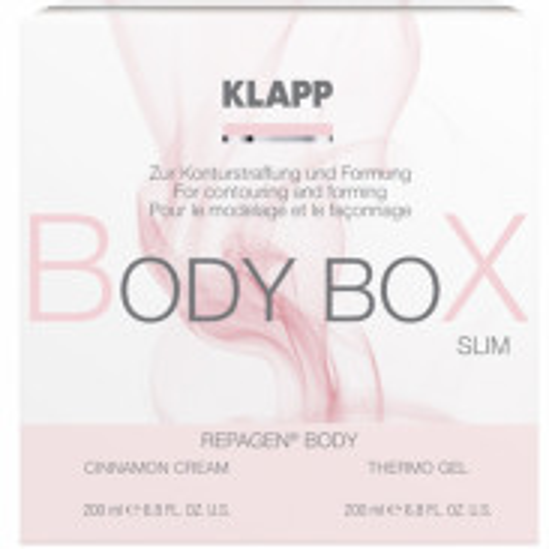 Klapp Cosmetics Repagen Body Box Slim