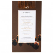 Korres Argan Oil Hair Colorant 6.3 Dunkelblond Gold