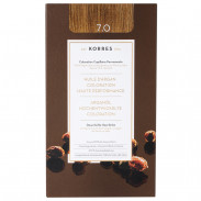 Korres Argan Oil Hair Colorant  7.0 Mittelblond