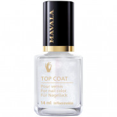 Mavala Star Top Coat Silver Star 14 ml