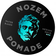 Nozem Water Based Medium Hold Pomade 100 ml