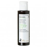 Korres Little Aloe & Dittany Shampoo 40 ml