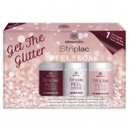 alessandro International ST2 Glitter Set 3er