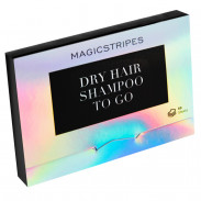Magicstripes Dry Hair Shampoo To Go 50 Blatt