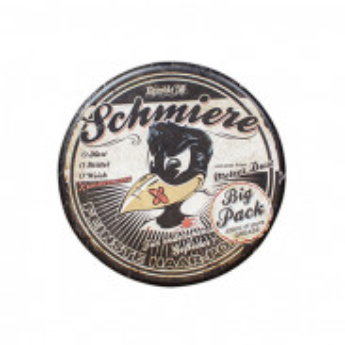 Rumble59 Schmiere Pomade Big Pack Härtegrad knüppelhart 420 ml