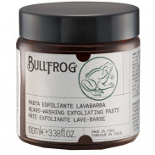 Bullfrog Beard-Washing Exfoliating Paste 250 ml
