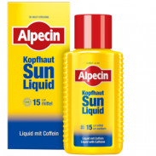Alpecin Kopfhaut Sun-Liquid 190 ml